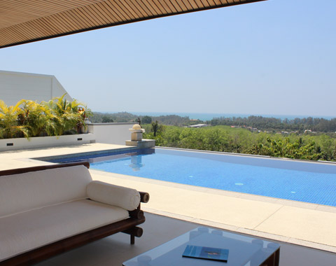2 Bedroom Luxury Private Pool Villa